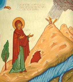 მოხედვა უფლისა და ხსნა ერისა ჩვენისა  კერპთაგან ეშმაკთა