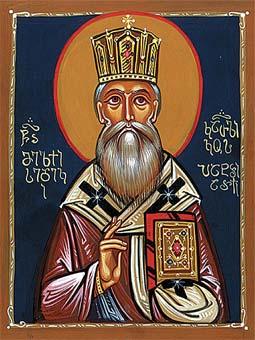 წმიდა მელქისედეკი - ყოვლისა საქართველოისა კათოლიკოს-პატრიარქი